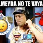 OFICIAL SE VA EL PELADO ALMEYDA: El mensaje con el que Alan Pulido se despidió de Matías Almeyda #FOTOS