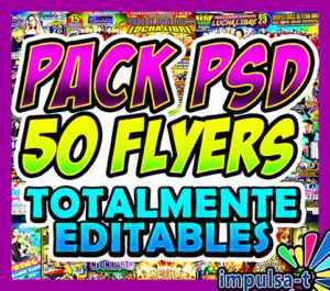 Plantillas Psd Gratis editables con Photoshop