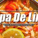 Receta Sopa de Lima #Yucatan