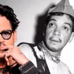"""""""Johnny Depp quiere interpretar a Cantinflas en el Cine""""."""