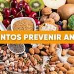 6 alimentos que ayudan a combatir la anemia.