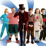 Así luce el elenco de Charlie y la fábrica de chocolate.