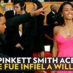 Jada Pinkett Smith confirma que engañó a Will Smith¡