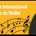 Hoy se celebra el Día Internacional del disco de Vinilo¡