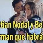 Nodal y Belinda ya planean Boda¡¡