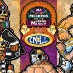 ¡El CMLL celebrará Día de Muertos en el Arena México!