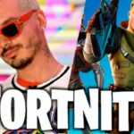 Halloween de reguetón en Fortnite con J. Balvin.