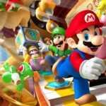 El parque temático japonés de Super Mario se inaugurará en febrero.