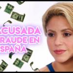 ¿Irá a la cárcel? Shakira acusada de fraude a Hacienda por 350 millones de pesos en España.